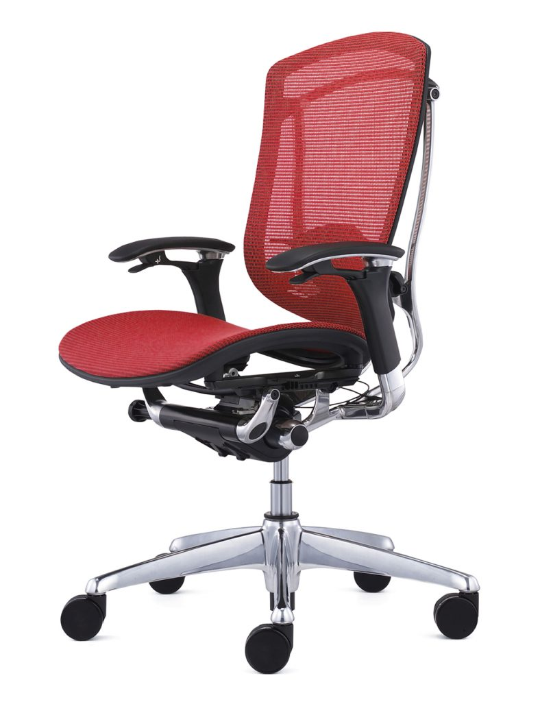 Okamura Contessa Ergonomic Office Chairs
